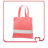 2015 Hot Sales Custom Hi Vis Reflective Non Woven Bag