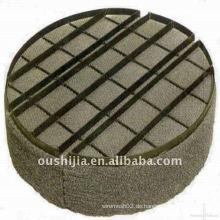 Wire Mesh Foam Entfernen Materialien