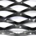 Diamond hole expanded metal mesh ceiling panels