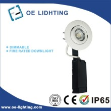 Quality Certification 6W COB Fire Rated LED DownLight