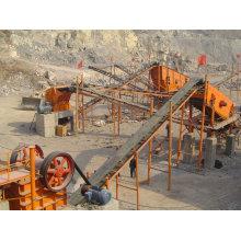 Ligne de production de pierre complète en bonne qualité