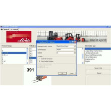 Forklift Diagnostic Tools , Linde Fork Lift Truck Expert 2012 Wiring Diagrams