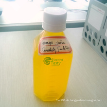 Mango Saft trinken Fruchtsaft Hohe Qualität