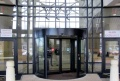 Two Wing Revolving Doors with Powerful Automatic Door Operators