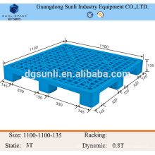 1111 HDPE Lagerung Kunststoff billig Farbpalette