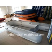 CE hh-s300 boat aluminum floor pvc inflatable boat manufacturer
