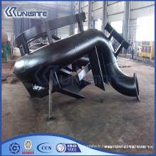 Tube d'aspiration en acier pour drague aspirante de fuite (USC3-001)