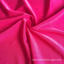 Acetate silk Acetate rayon spandex fabric