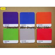 Pantone-Farben-Korken-Untersetzer, kundengebundene umweltfreundliche Korken-Schalen-Matte / Untersetzer (B & C-G69)