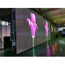 Tela de LED digital para imóveis internos