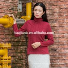 основной дизайн женщины свитер
