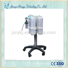 Medical surgical drainage suction liner device