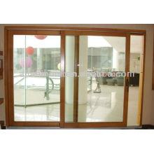 Elevador térmico y aluminio deslizante para puertas