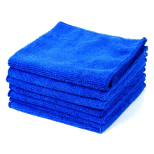 Warp Knitted Microfiber Towel Car Auto 35x35cm