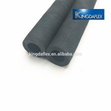 Schwarzer EPDM Luftschlauch 1/2 Zoll Sandstrahlgummischlauch