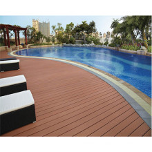Waterproof WPC Composite Deck Flooring Material