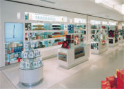Custom Acrylic Products Acrylic Jewelry Gift Display For Shopping Mall