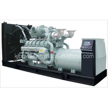 Tipo de contenedor Diesel Genset Powered by Perkins Engine (4012-46TAG3A)