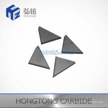 Tiangular Shaped Tungsten Carbide Brazed Tips