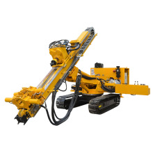 Integrated Air compressor Crawler Mining Rock Drill Machine