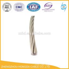 7 strands 3.35mm 50 mm2 Rabbit BS Standard ACSR Conductor
