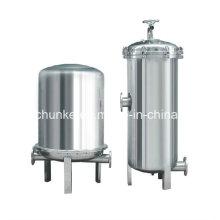 Industrial Stainless Steel Filter Water Cartridge Housing