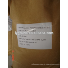 Alergia monocálcica monocálcica monohidrato alimentar (mcp)