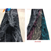 Polyester Digital Printed Black Abaya Veil Clothing Fabrics