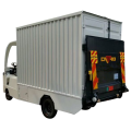 Box Electric Platform Truck