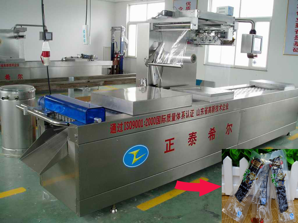 Cheese Automatic Vacuum Packing Machine