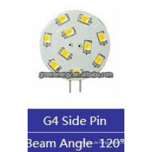 Wafer G4 10leds 1.5W 12V AC / 10-30V DC Seitenstift / Backpin