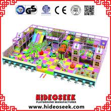 Стиль конфеты мягкого игрового оборудования для детей