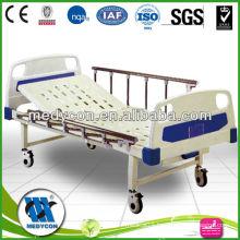 abs cheaper hospital single crank bed