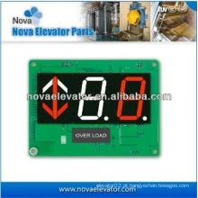 Elevador Placa de exibição barata com alta qualidade, display LCD e matriz de pontos