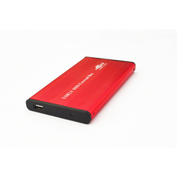 2.5'' HDD Storage External Hard Drive Case