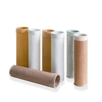 ptfe dust filter sleeve bag with coating