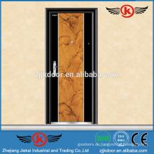 JK-S9008 Stahl Wohnung Gebäude Eingang Türen Design