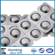 8000 Series Aluminium Foil for Pharmaceutical Foil
