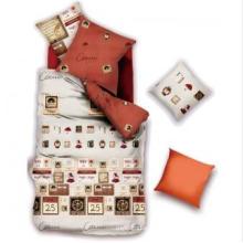 Vintage Kinder Bettbezug Set # 121357