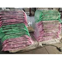 Bag air filters Media