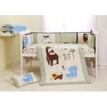 New Design Baby Crib Bedding Set for 4PCS Wholesale in China