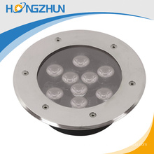 Decorative lighting underground led 9w aluminum with ip66 wholesaling in market