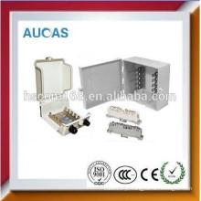 Caixa de distribuição de cabos de alta qualidade por cabo Aucas
