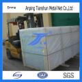 Venta caliente China Anping Buena Calidad Anti-corrosión PVC recubierto marco tubo Metal alambre malla cerca