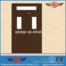 JK-F9002 porta de segurança de alta qualidade de fogo de porta de segurança