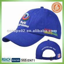 Gorra de béisbol de perfil bajo para la promoción BC-0131