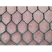Hexagonal Wire Mesh with 18-27 Gauge Wire