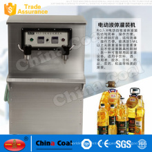 two heads filling machine for shampoo honey