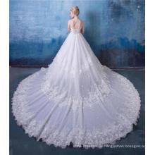 Schulterfrei Luxus Brautkleid Brautkleid HA599