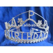 New design wedding tiara (GWST12-453)